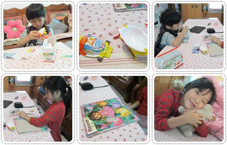 小孩組玩具玩朵拉拼圖