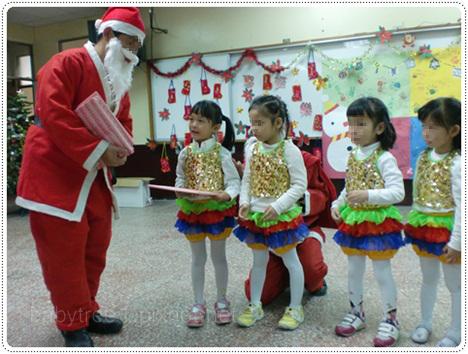 幼稚園中班耶誕節活動