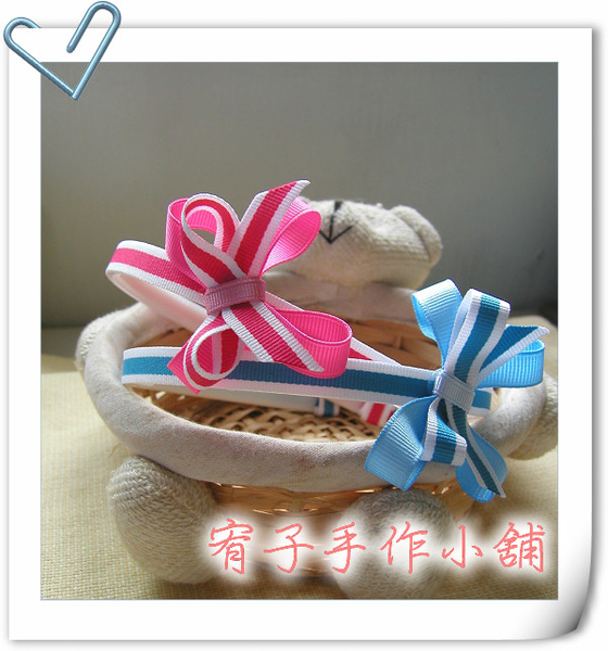 小公主--素色蝴蝶髮箍.jpg