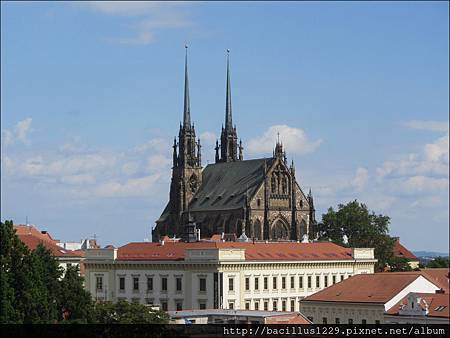 Cathedral of Saints Peter and Paul Brno
