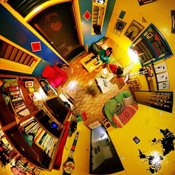 客廳 Living Room