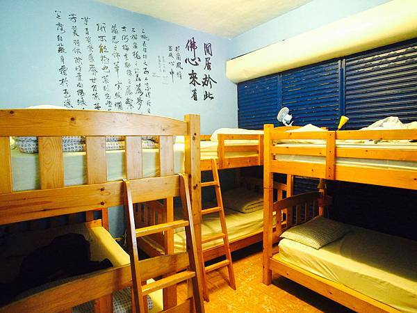 六人房 6 Bed Mixed Dormitory Room