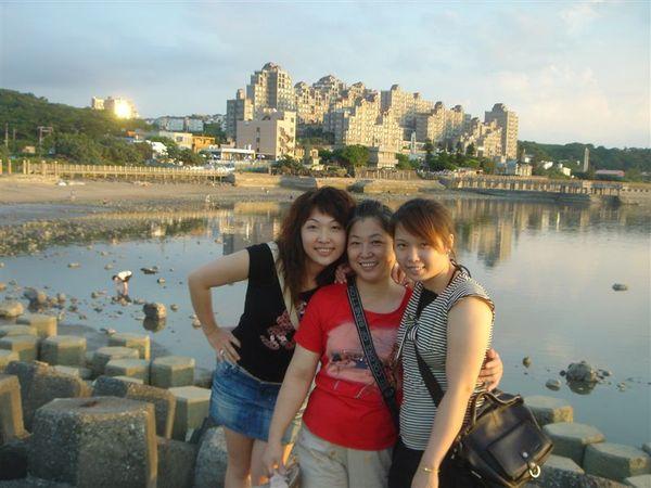 20070630 me & 娘 & 三姐