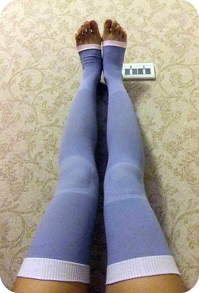 Dr. Scholl爽健機能美腿襪