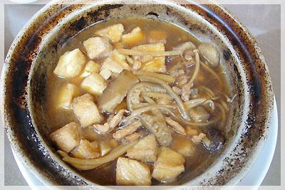 梅醬黃金豆腐煲