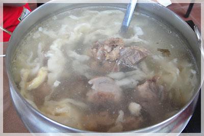 福菜干排骨湯