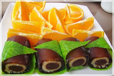 甜點與水果