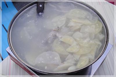 醃西瓜朱過魚湯