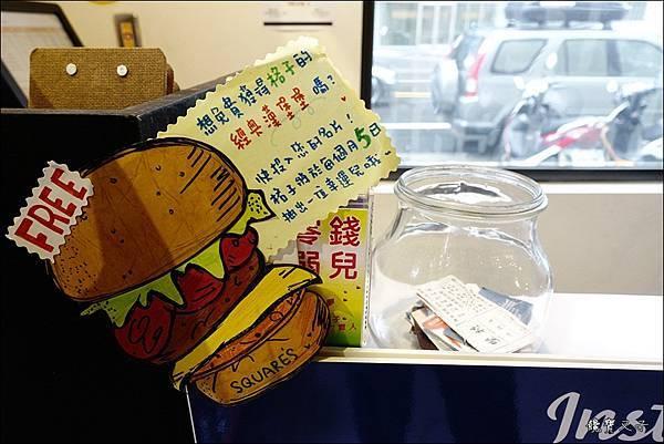 Square%5Cs 格子美式餐廳 (37).JPG
