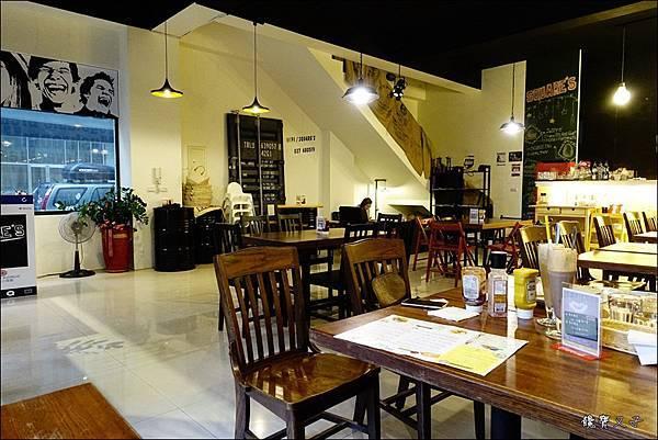 Square%5Cs 格子美式餐廳 (5).JPG