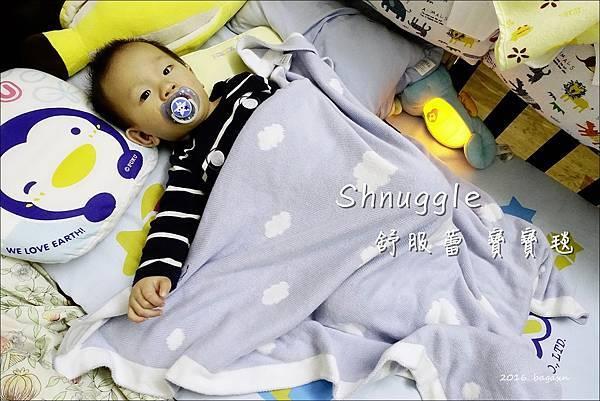 Shnuggle同名系列- 舒服蕾 寶寶毯 (1).JPG