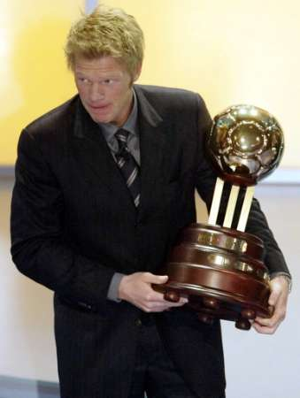 2002世界盃金球獎