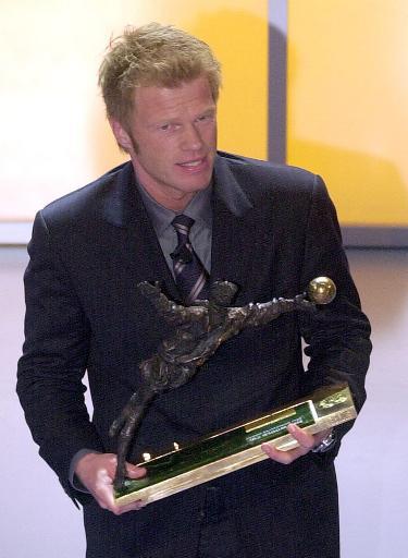 2002世界盃雅辛獎
