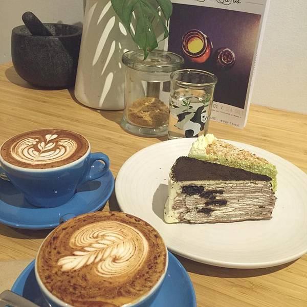 Cappuccino & Cake