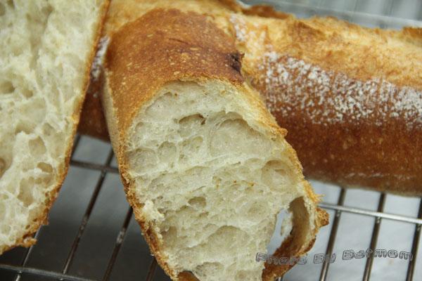 法國麵包-石臼裸麥+莫魯道石臼粉-023
