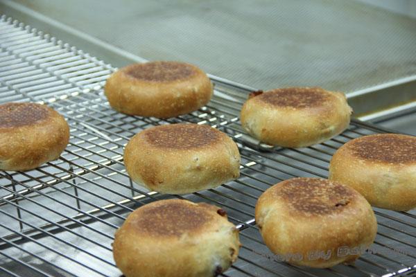 核桃紅豆麵包-013