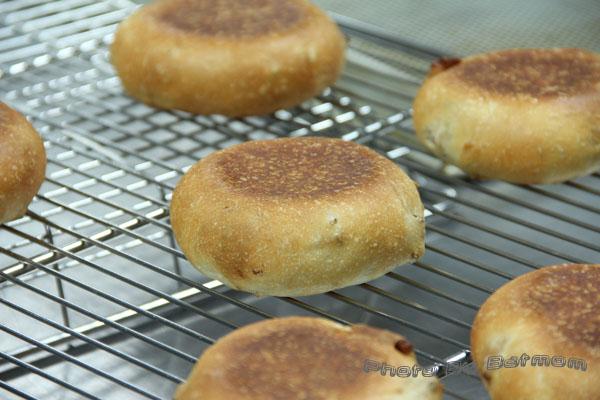 核桃紅豆麵包-012