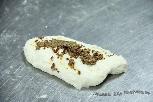 法國麵包-松露德國香腸-001