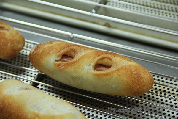 法國麵包-松露德國香腸-010