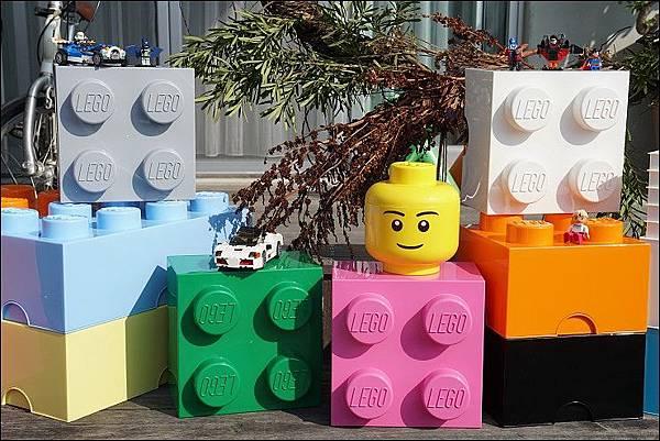 樂高收納盒