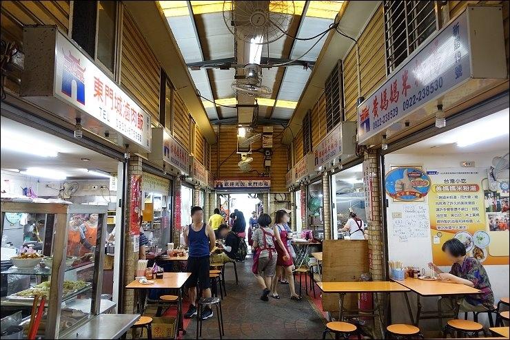 東門城滷肉飯