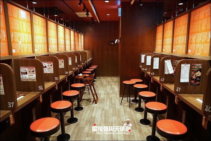 一蘭拉麵台北店