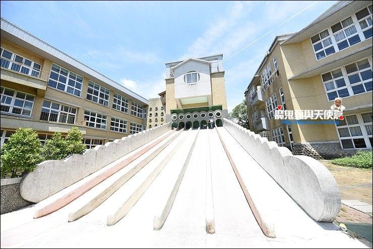 超長溜滑梯