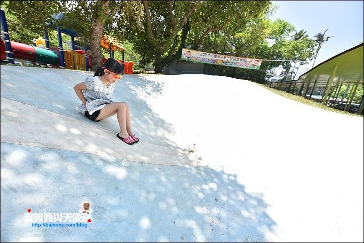 中山國小溜滑梯