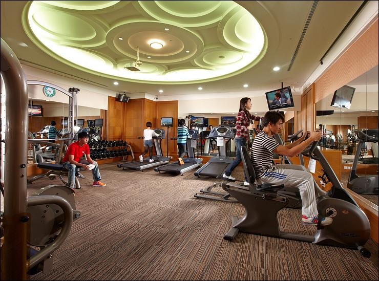 休閒中心_gym