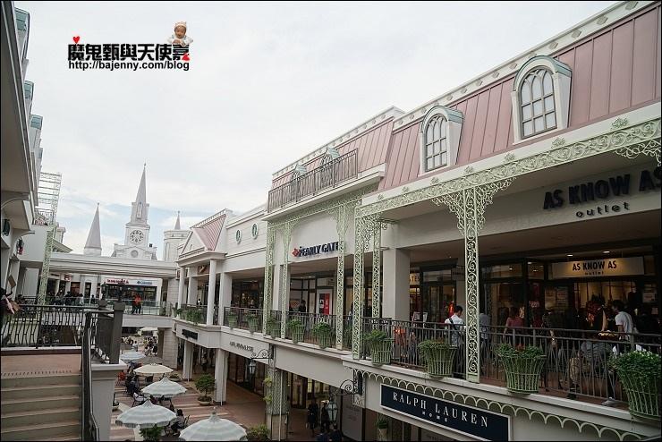 三井OUTLET PARK 爵士之夢長島
