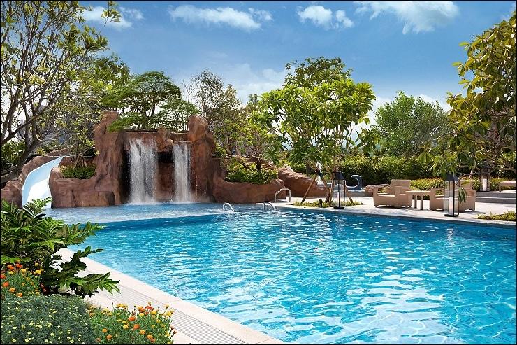 寒沐會館-游泳池