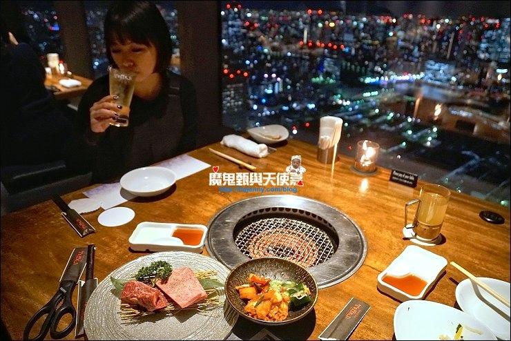 高空燒肉大餐