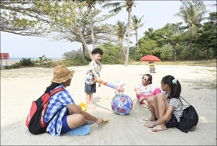 沙灘設施5