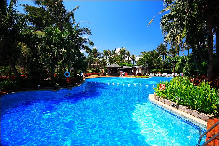公_椰林景觀游泳池1-J