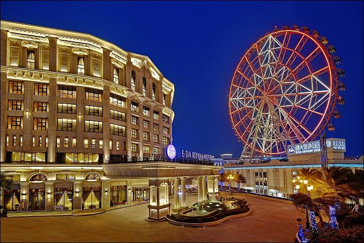 飯店夜景C