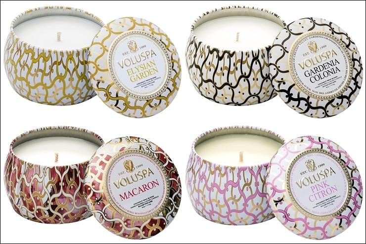 印花鐵罐蠟燭