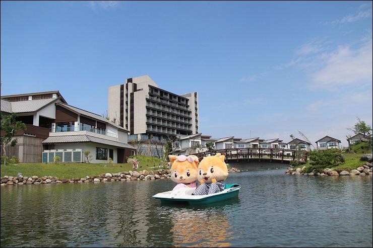 吉祥物遊湖2