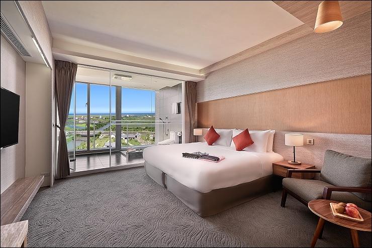 綻 海景雙人房-一大床