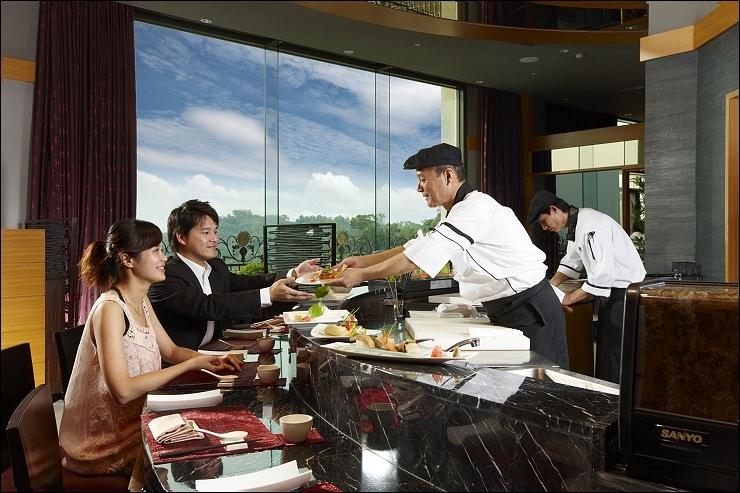 柳町-壽司吧檯 A