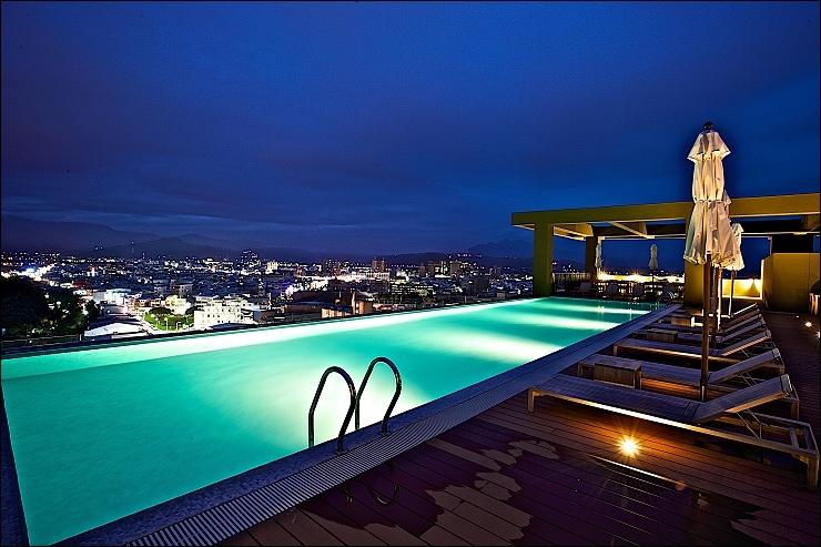 無邊際游泳池2