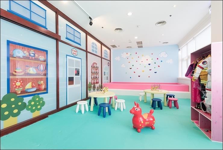 5樓遊戲室