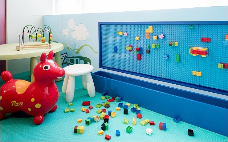 LEGO牆