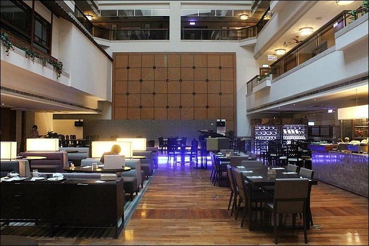 餐廳 5F 麗香苑 2