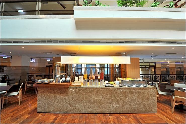 餐廳 5F 麗香苑1