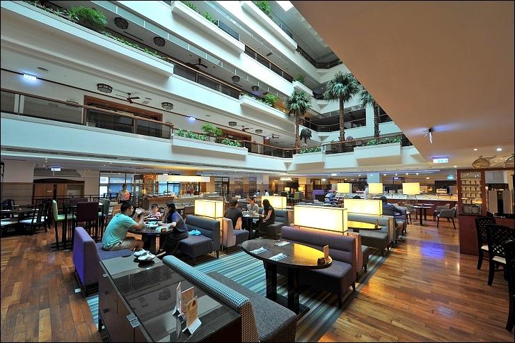 餐廳 5F 麗香苑4