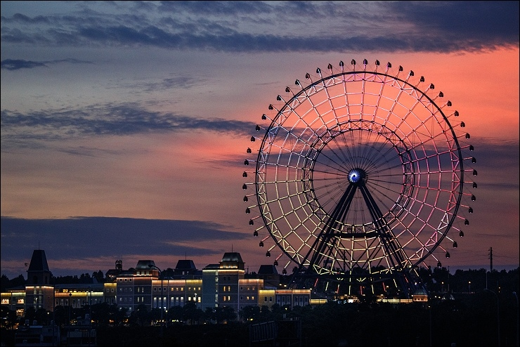 台灣新地標─全球前十大天空之夢摩天輪.jpg