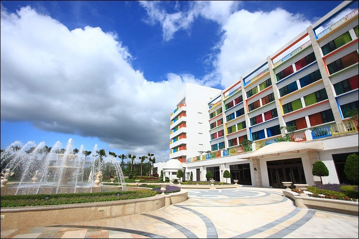 色彩繽紛的麗寶福容主題樂園飯店最適合全家環島旅遊.jpg