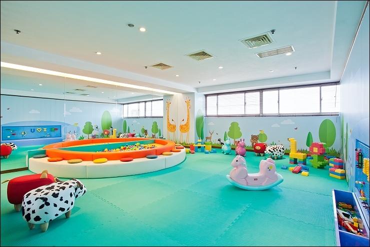 新竹福華大飯店-兒童遊戲室-.jpg