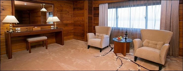 豪華湖景雙人房一大床1