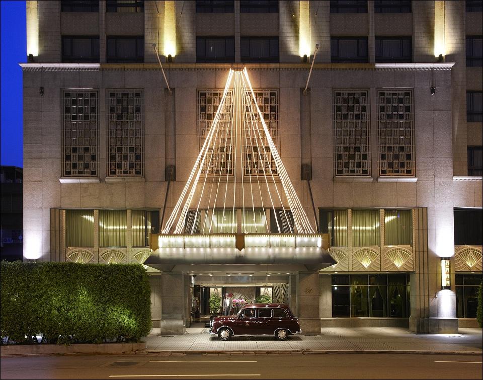 台北亞都麗緻大飯店 飯店大門- Hotel Entrance.jpg